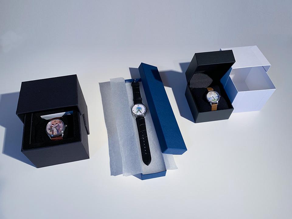 腕時計OEM用、3つの化粧箱