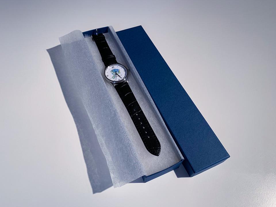 正方形の化粧箱